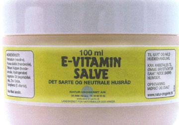 tør hud vitamin