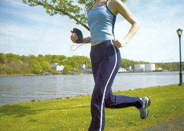 kræft og motion