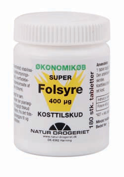folinsyre vitamin
