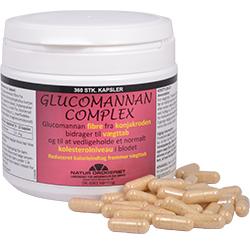 glucomannan complex