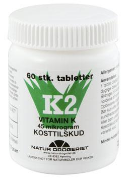 k vitamin mangel