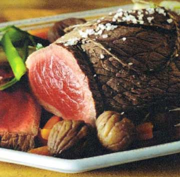 rødt kød